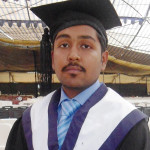 Our First Graduate 2011